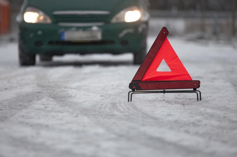 Пожарно-спасательные подразделения приняли участие в ликвидации ДТП в Новоспасском районе